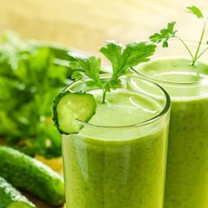 jugo- verde