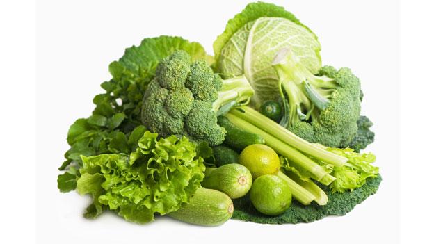 Conoce los beneficios de los vegetales verdes