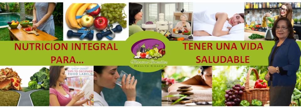 Health Coach Certificada INSTITUTE INTEGRATIVE OF NUTRICION