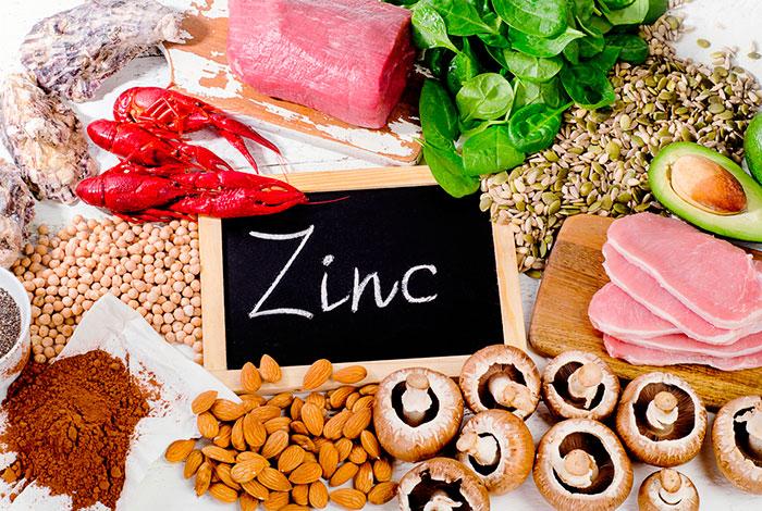 Conoce los alimentos ricos en Zinc y sus beneficios